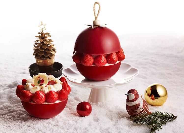 2020最新!人気ホテルのクリスマスケーキまとめの画像