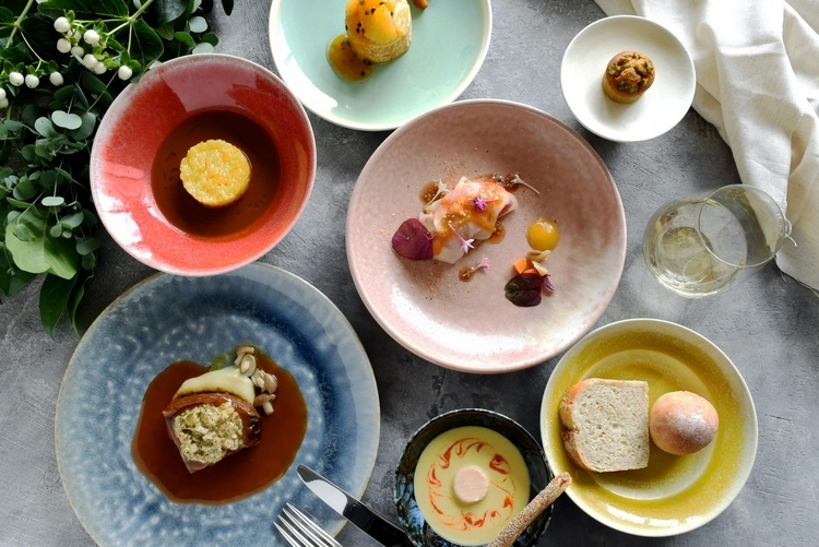 ブルーノート東京「Weekend Dinner Course vol.1」